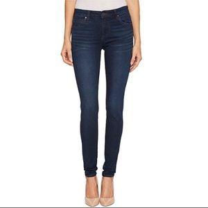 Nine west Cigarette Ankle High waist Jeans sz 8